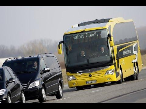 Mercedes Benz Travego Active Brake Assist