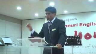 Pastor Bhoj Raj Bhatta (Little is much in God