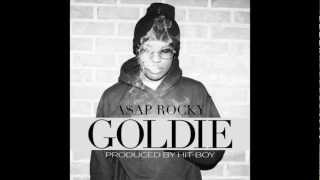 A$AP ROCKY- Goldie (Clean) HD with download link