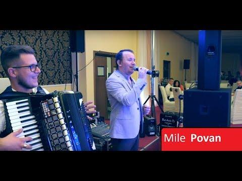 Mile Povan - Tâne-l Doamne Pe Tata - Live 2018