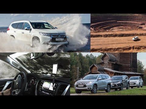 Mitsubishi Pajero Sport III — За кадром с Константином Болотовым