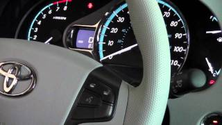 2011   Toyota   Sienna   Gated Shift Lever   How To by Toyota City Minneapolis MN