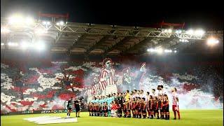 Η παρακάμερα του Ολυμπιακός - Τότεναμ! / Olympiacos - Tottenham Hotspur behind the scenes!