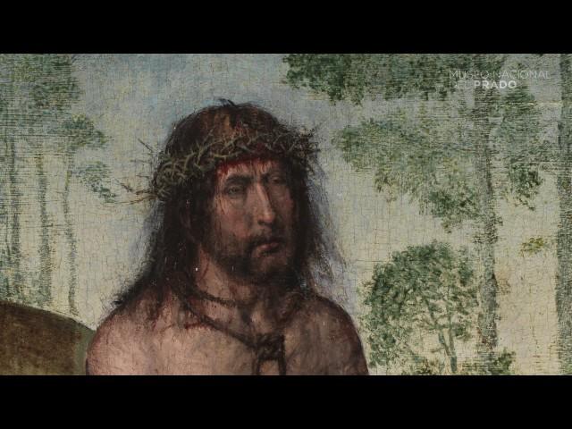 Obra comentada del Museo del Prado: Cristo sobre la piedra fría (1496 - 1497)