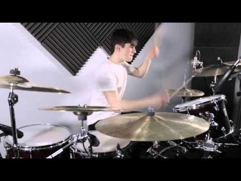 Biffy Clyro - Wolves of Winter - Drum Cover