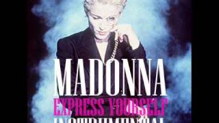 Madonna - Express Yourself (Instrumental)