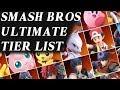 Smash Ultimate Tier List And Analysis mp3