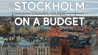 Stockholm Travel Guide 2018: Things to do in Stockholm for Budget Travellers thumbnail