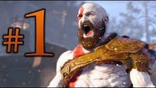 new god of war 4 gameplay walkthrough part 1 ps4 (2018) developer demo