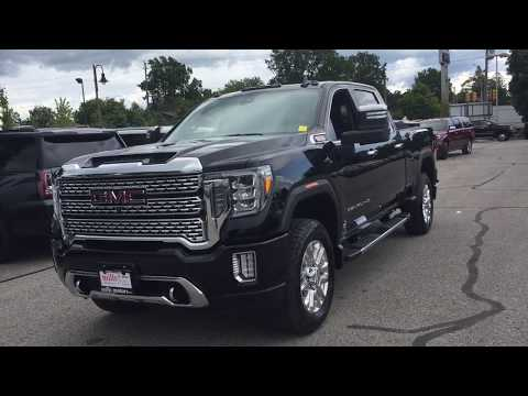 2020 Gmc Sierra 2500hd Denali First Look Multi Pro Tailgate