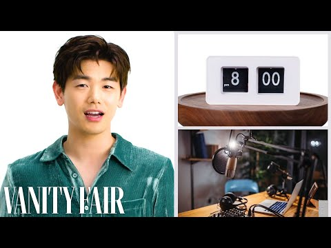 Everything K-pop Star Eric Nam Does In a Day | Vanity Fair