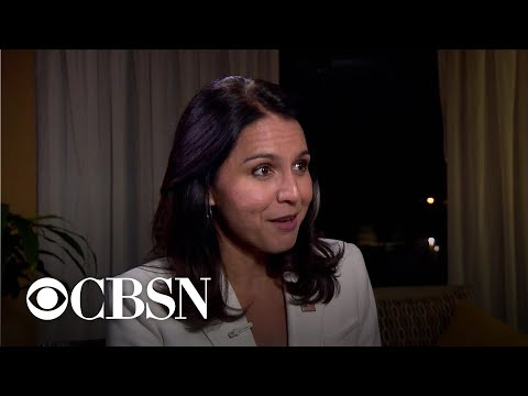 Tulsi Gabbard on her political future