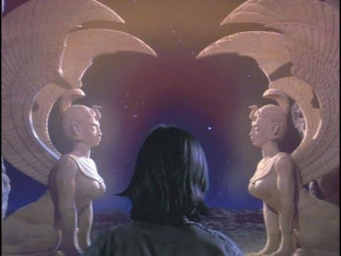 The Neverending Story (1984) - Atreyu reaches the Sphinx Gate ...