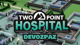 PUBG MOBILE this is NOT! Two Point Hospital Live at 5PM