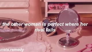 Lana Del Rey- The Other Woman Lyrics
