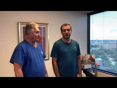 Ft. Lauderdale Florida Patient Healing With Chiropractic Adjustments At Advanced Chiropractic Relief