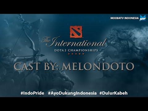 Dota 2 - Indonesia Pride - Close Sea Qualifier TI8