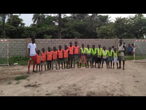 Street Handball Gambia inspired children to play and have fun