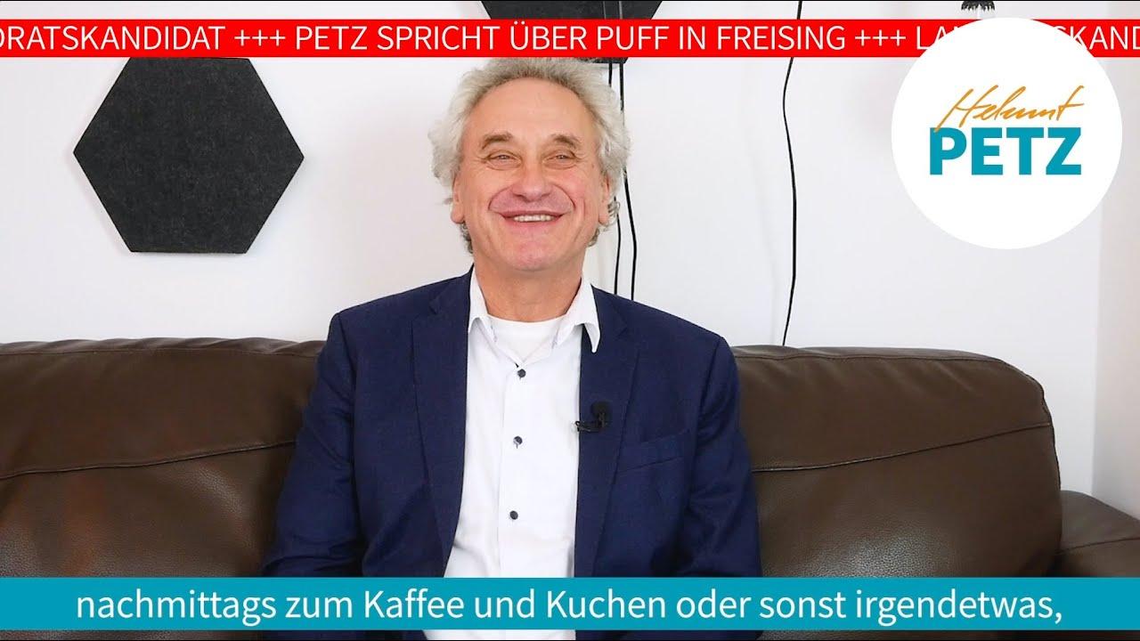#petzantwortet Folge 5: Könnte man in Freising ein Bordell