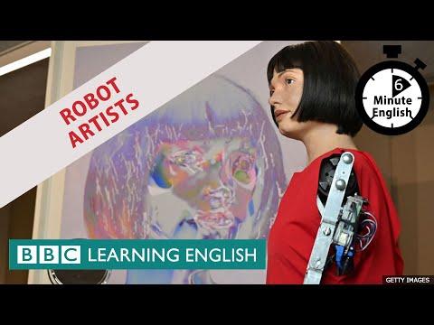 Robot artists -