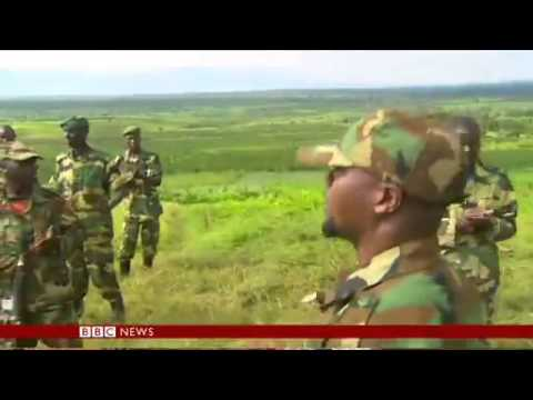 DR Congo M23 rebel group calls for ceasefire