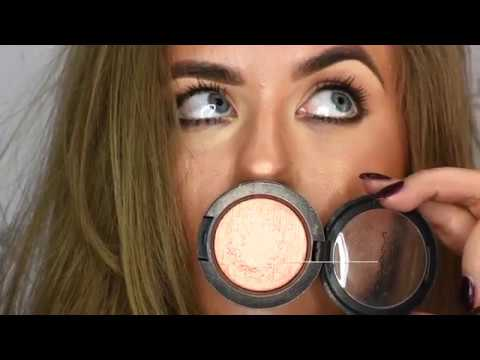 Alexandra Nicole Day To Day Makeup Look