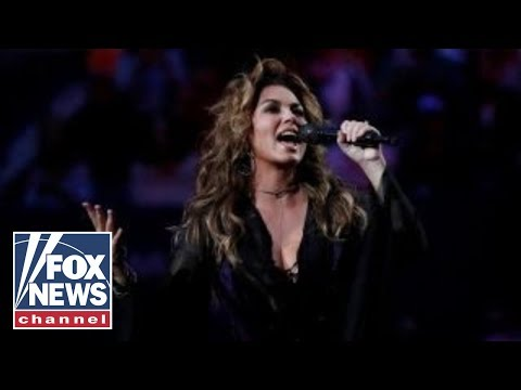 Shania Twain sorry after pro-Trump quote triggers trolls