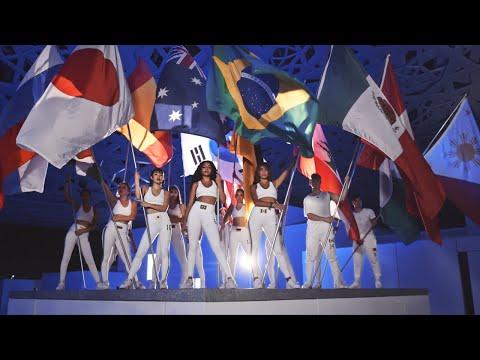 Смотреть клип Now United - Wave Your Flag