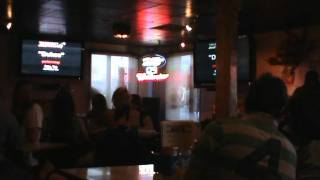 Flip In Alaska-wasilla Bar,burger And Karaoke.mpg