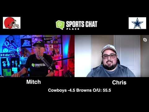 Cleveland Browns at Dallas Cowboys Sunday 10/4/20 NFL Picks & Predictions Week 4 | Sports Chat Place