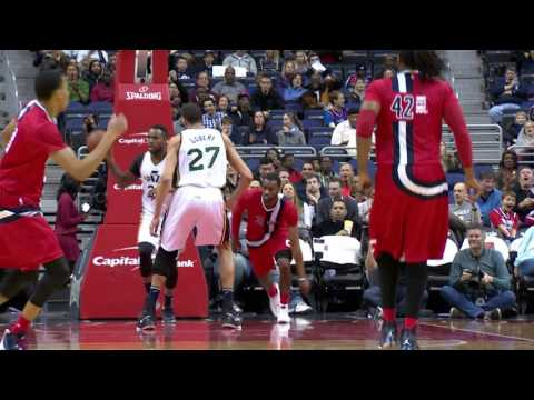 Washington Wizards Top 10 Plays of the 2015-2016 Season