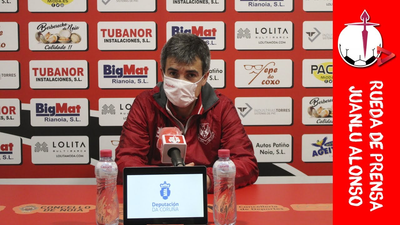 """Juanlu Alonso: """"Estos partidos se deciden por detalles y ellos han estado acertados"""""""