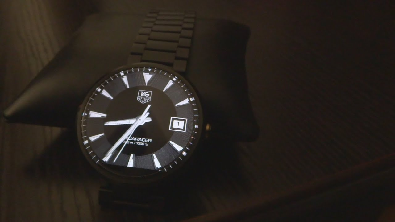 Designer android wear watchface - Android Wear Luxury Designer Watch Faces