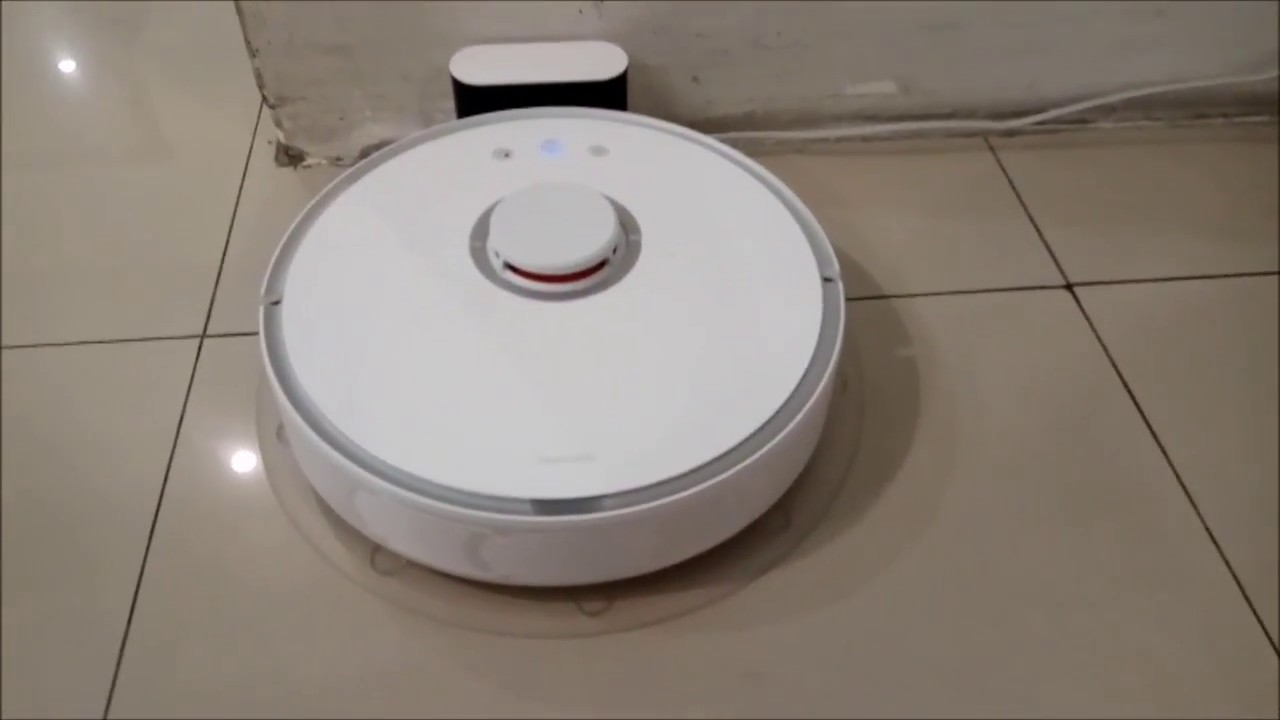 Voice control demo of Xiaomi's 2nd Generation Robot Vacuum