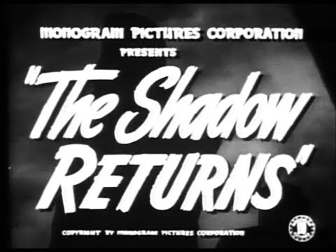 Comedy Crime Mystery Movie - The Shadow Returns