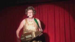 Lorraine Bowen performs