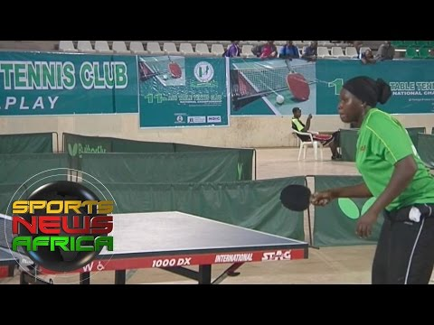 Sports News Africa Online: Nigeria's national table tennis tournament looks for new talent in Abuja