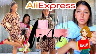 BIG HAUL ALIEXPRESS ! ( summer / chic )