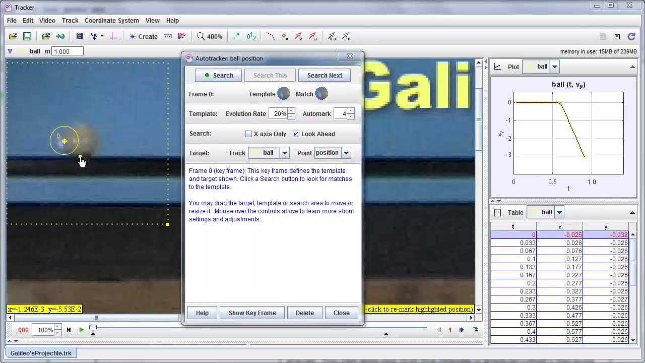 Tracker Autotracker Tutorial - YouTube