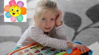Обзор Столик для детских занятий VTech Touch and Learn Activity Desk