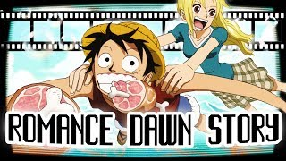 HOMMAGE A ONE PIECE | TRIATHLON OP #15 : OVA 2 : « Romance Dawn Story »