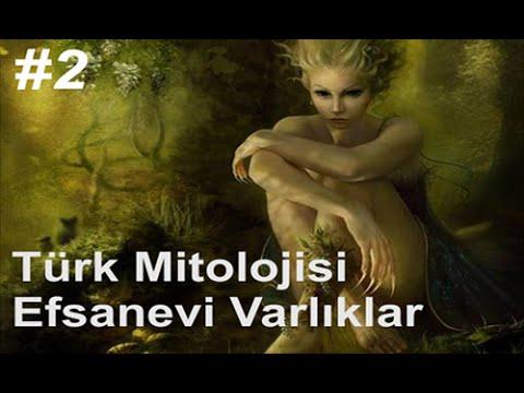 Türk Mitolojisi Efsanevi Varlıklar