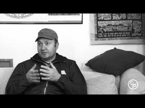 Artist Talk with Ari Cohen