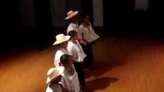 Baile Folklorico de Quetzaltenango (el Pabaanc)