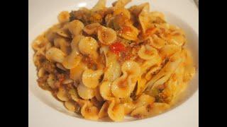 ВКУСНЕЙШИЕ Макароны с фаршем и овощами. #Макароны НЕ ОТВАРИВАЮ! I don't boil pasta!