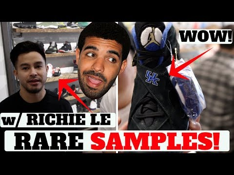 buy popular 3d955 dc558 The Only Review in YOUTUBE History First sneaker review Drake Kentucky  Madness Jordan 8 PE