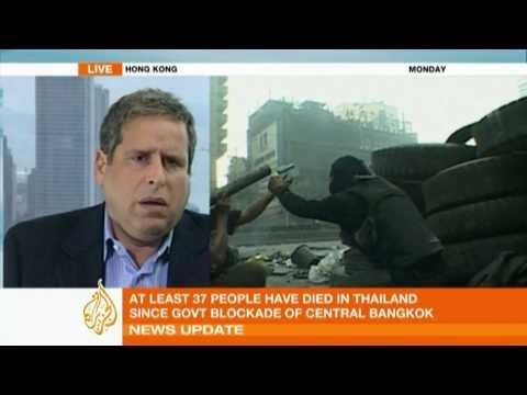 Thaksin's lawyer speaks to Al Jazeera on Thai crisis