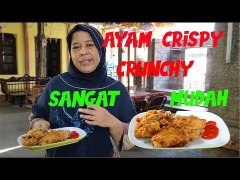 teknik-membuat-ayam-crispy-crunchy-ala-kentaky