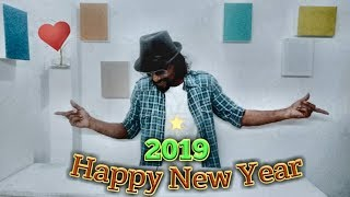 How to make Easy & Simple Pop-Up Card/Happy New Year Remo Art 