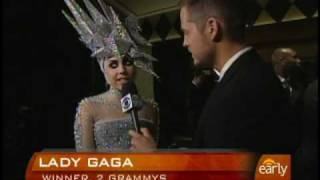 Lady Gaga's Dress Inspiration